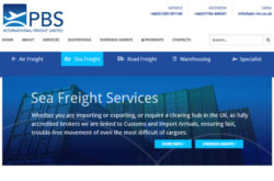 PBS International Freight Ltd