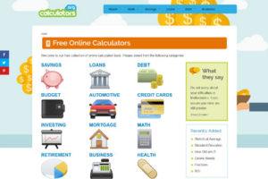 Calculators.org