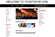 Ticketsnofees.com